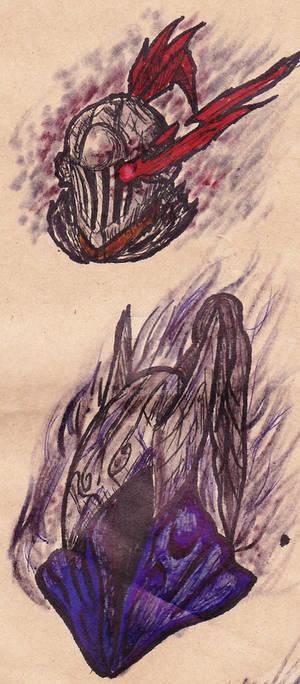 Goblin and Artorias
