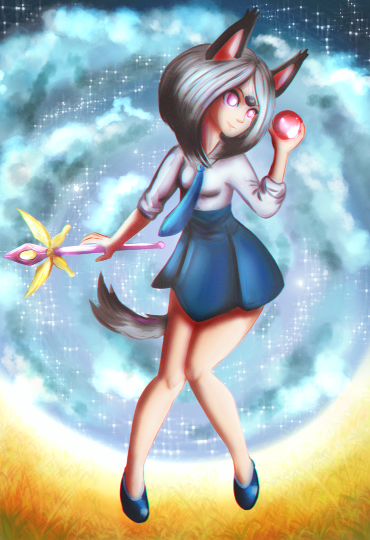 Tera Elin Mystic by Amadera