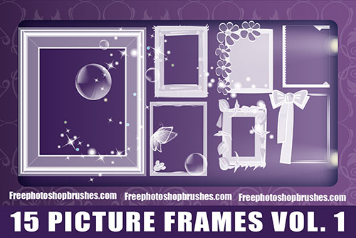 Picture Frame Brushes Vol. 1