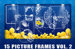 Picture Frame Brushes Vol. 2