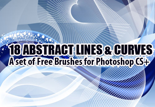 Abstract Curves Brushes