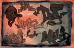 Graffiti Letters-PS Brushes