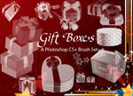 Gift Boxes - PS Brushes