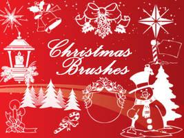 Christmas Brushes Vol.1