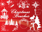 Christmas Brushes Vol.1