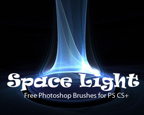 Space Light Brushes for Photos