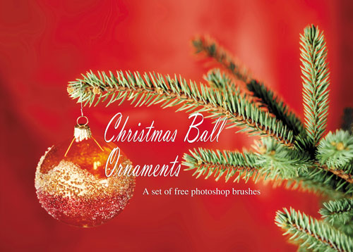 Christmas Balls: PS Brushes