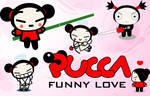 18 Funny Pucca PS Brushes