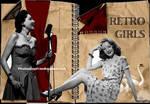 23 Retro Women PS Brushes