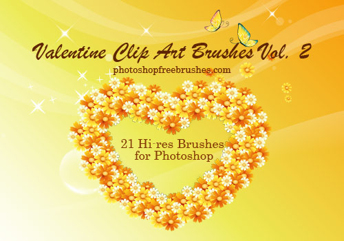 Valentine Clip Art Volume II by fiftyfivepixels