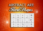 Abstract Brushes:Floral Shapes