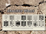 7 Hi-Res Cracked Wall Photosho