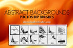 Abstract Background PS Brushes