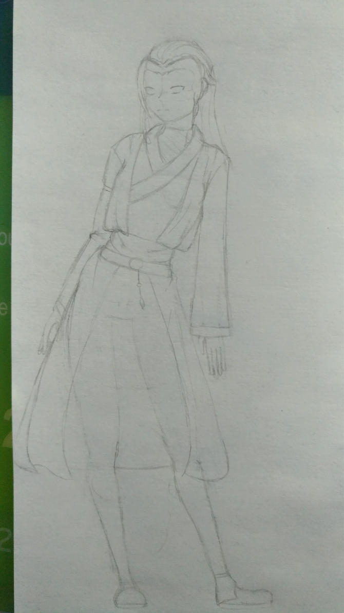 Sketch by Brook8000