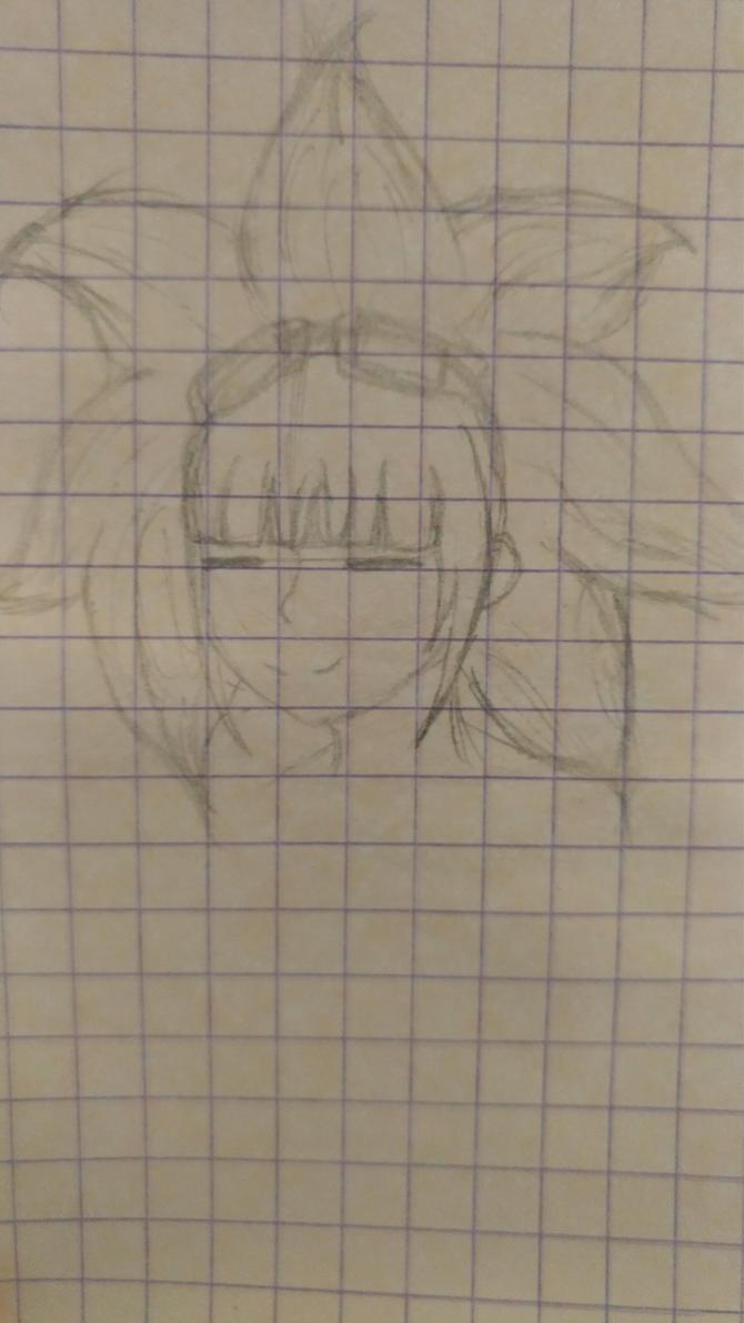 Sketch ~ by Brook8000