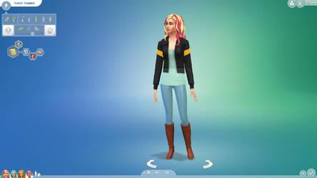 Sunset Shimmer (Sims 4)