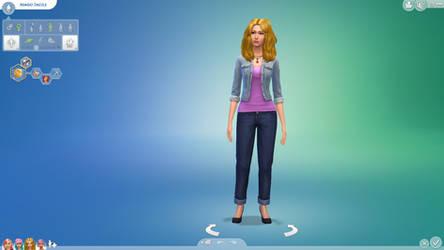 Adagio Dazzle (Sims 4)