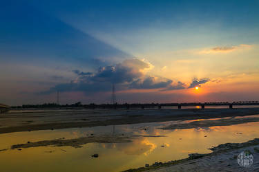 Sunset In TISTA