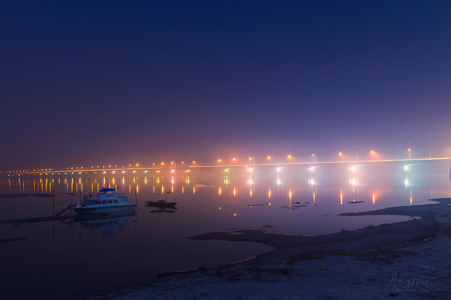 Bangabandhu Bridge by yearuzzaman