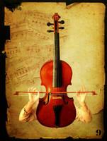 smart violin by natdatnl