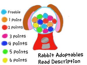 Cheap Rabbit Adoptables!