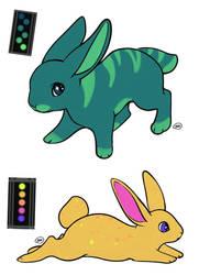 Rabbit Adoptables