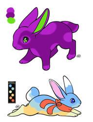 Rabbit Adopts #2
