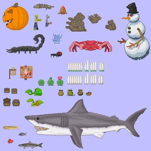 Creature/Feature Preview by truepredator