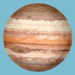 Jupiter by truepredator