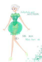 (Open) .:Auction:. - Jellyfish Girl