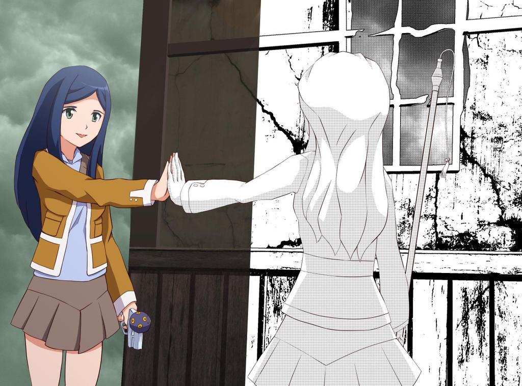 Post Shizuru and Natsuki [ShizNat] fanart, images, EVERYTHING! - Page 32 My_side_ur_side_1_2__by_uwaxa-dcco9m7