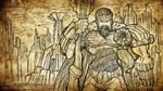 Sketch A'Arok N'Gor