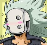 MyHero Headshot: Gunhead