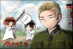 Hetalia: Team Axis