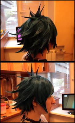2D. Gorillaz wig by