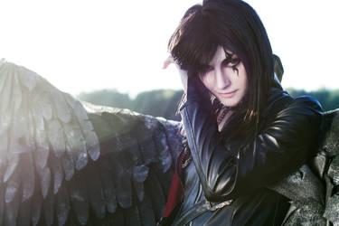 Kira-Lucifer. Angel Sanctuary
