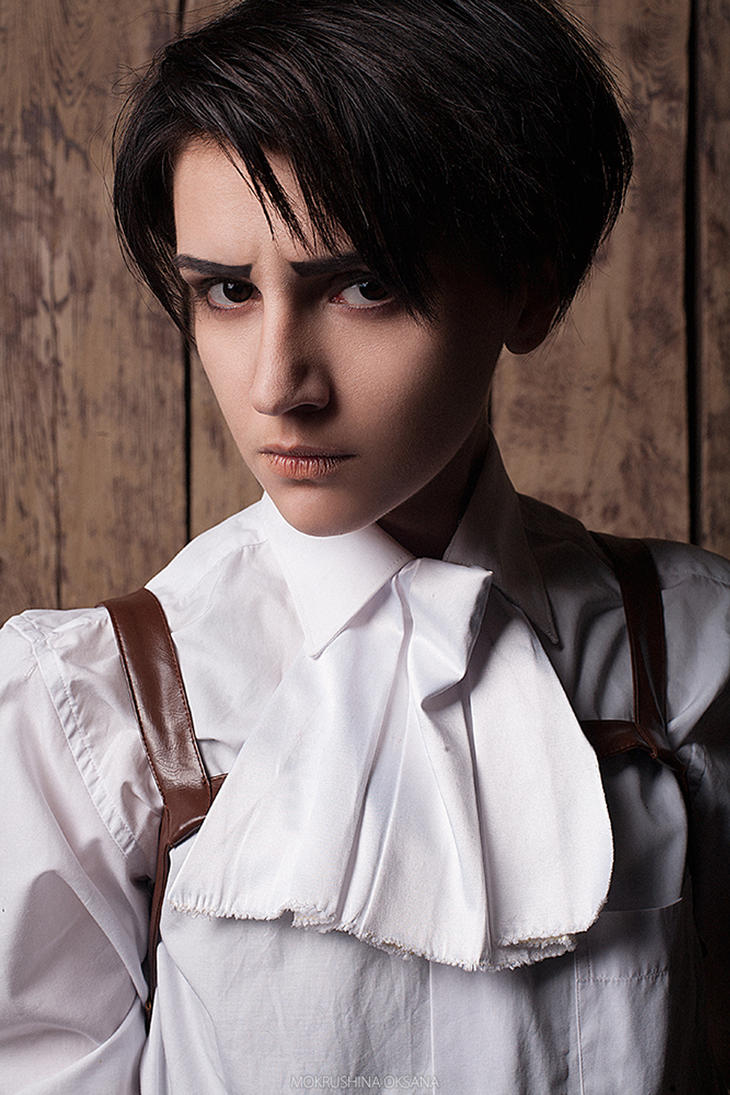 Shingeki no Kyojin: Corporal Rivaille by GeshaPetrovich