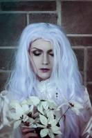 Angel Sanctuary: Rosiel  synthetic beauty by GeshaPetrovich