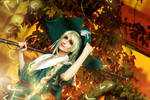 Magi: The Kingdom of Magic - Yunan green magi