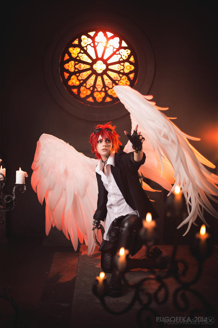 Angel Sanctuary - Archangel by GeshaPetrovich