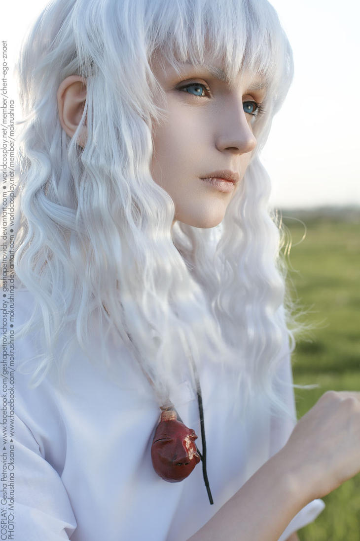 Berserk : Griffith by GeshaPetrovich