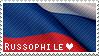 Russophile Stamp v.2 by Meedleboot