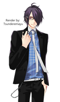 Asahina Azusa Render - Brothers Conflict