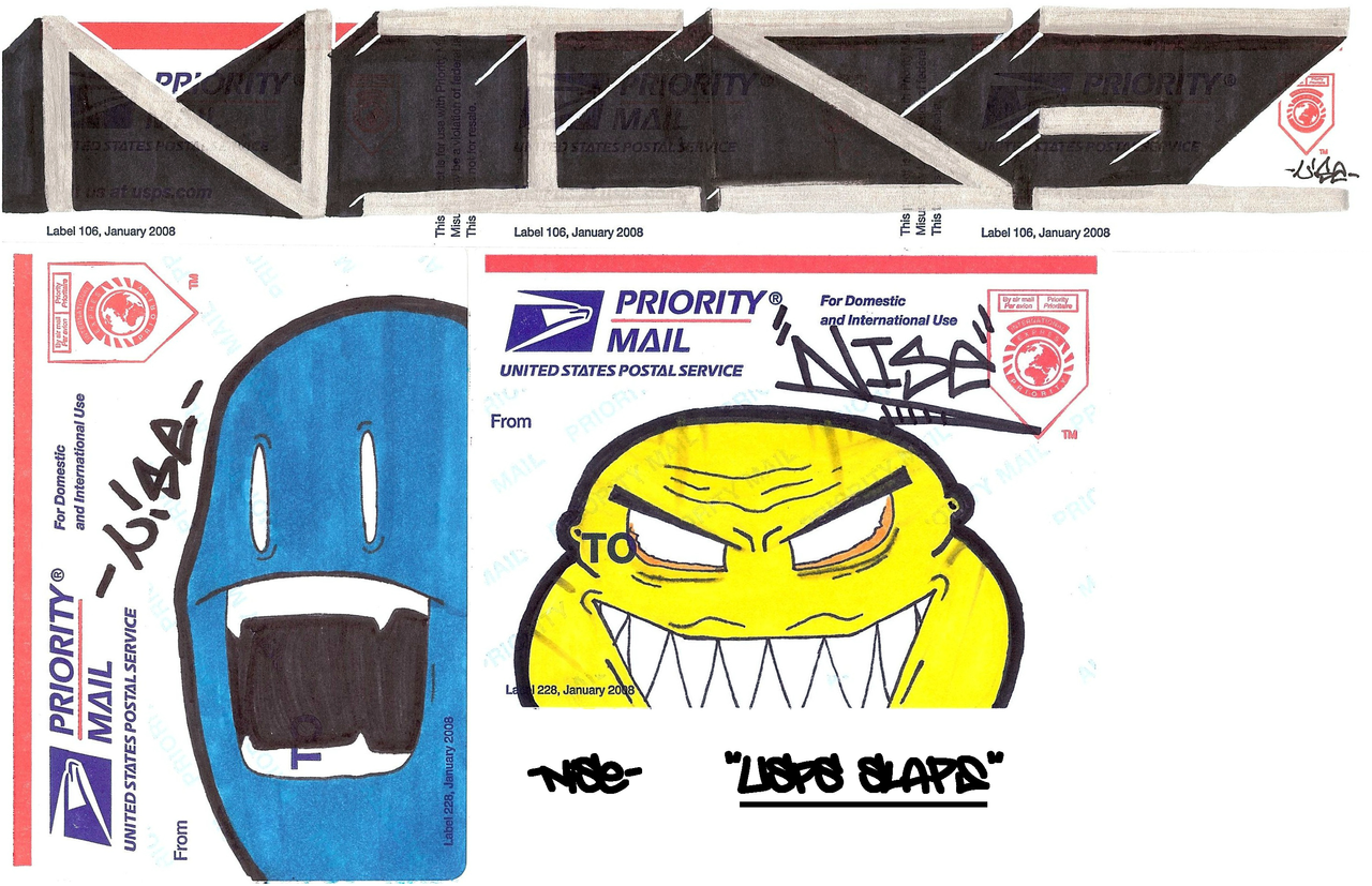 USPS Collage by NiSe-original