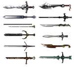 Lore of Steel - Swords