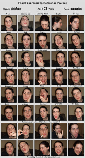 Expressions aka my dorky face