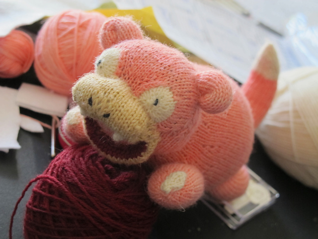 #079 Slowpoke by pixieface