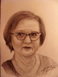 Portrait pencil by zaboss3
