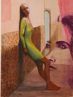 Woman by zaboss3