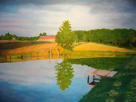 Landscape by zaboss3
